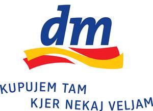 dm drogerie logo | Nova Gorica | Supernova